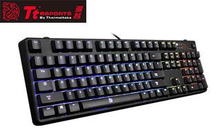【波賽頓 Z RGB 全彩背光 青軸】機械式電競鍵盤