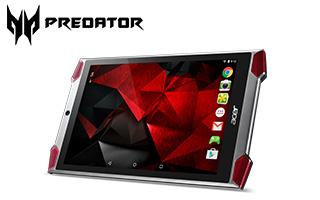 Predator8 電競平板