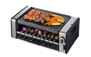 自動旋轉串燒烤肉爐