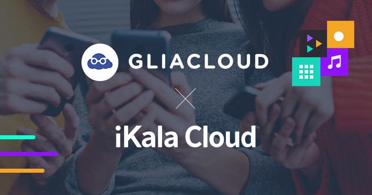 GliaCloud x iKala Cloud