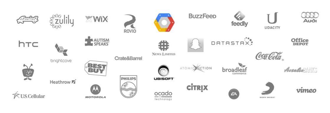 Google 全球客戶