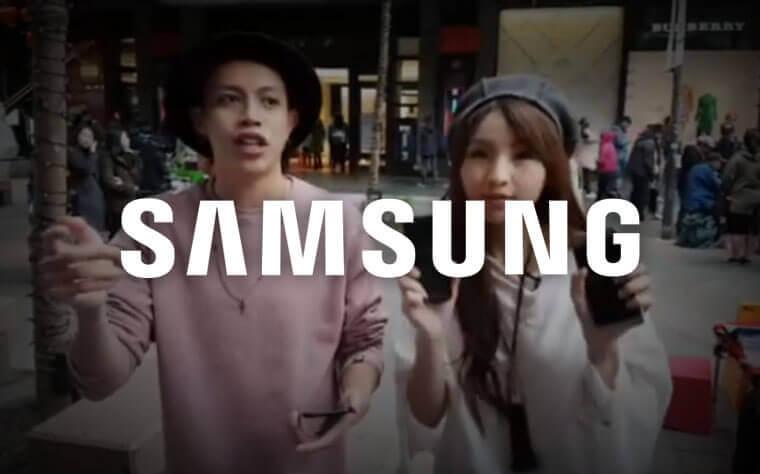 Samsung Galaxy A 網紅自拍大對決/ Samsung