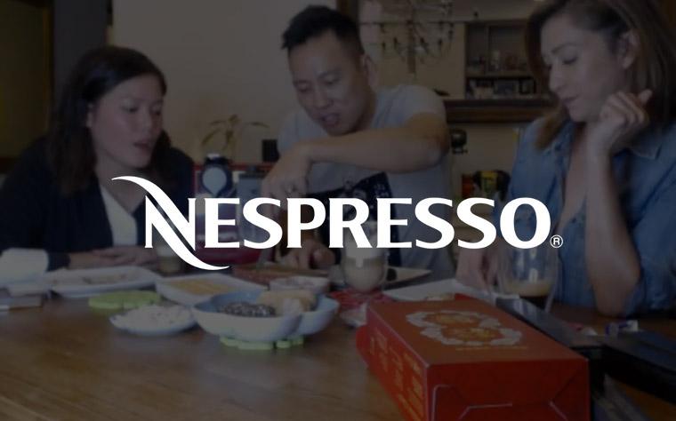 和 Nespresso 咖啡一起吃甜甜過好年!/ 雀巢